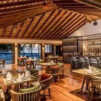 Kagi maldives interior restaurante ke un