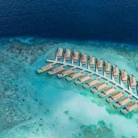 Kagi maldives vista aerea