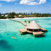 Kandima maldives atividade caiaque