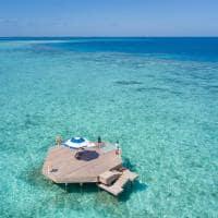 Kandima maldives deck mar