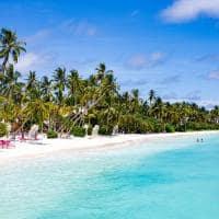 Kandima maldives praia