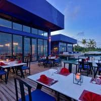 Kandima maldives restaurante sea dragon