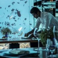 kihavah servico sea underwater dining