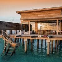 Kuda villingili water villa exterior
