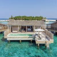 Kudadoo maldivas ocean pool residence