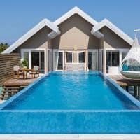 Lux South Ari Toll maldivas piscina water villa