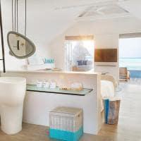 Lux south banheiro romantic pool water villa