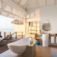 Lux south banheiro water villa