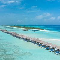 Lux south vista aerea romantic pool villa