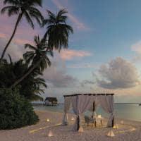 Mercure maldivas jantar privativo