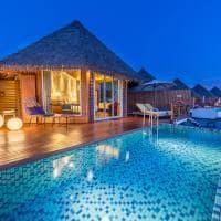 Mercure maldives kooddoo vista da overwater villa