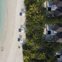 Movenpick beach suite aereo