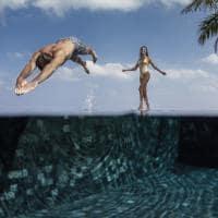 Movenpick piscina