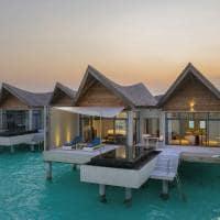 Movenpick overwater villa
