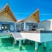 Movenpick resort kuredhivaru overwater bungalow