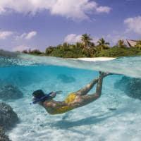 Movenpick snorkel