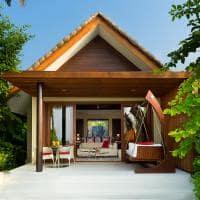 Niyama beach pool villa