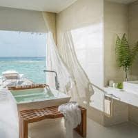 Niyama water pool villa banheiro