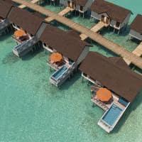 Oblu select sangeli water villas aereo