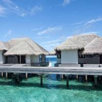 Outrigger konotta maldives resort ocean pool villa
