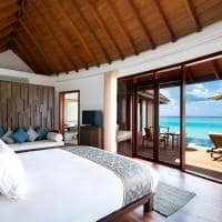 Over Water Pool Suite no Anantara Dhigu