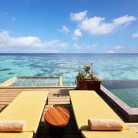 Overwater Pool Villa