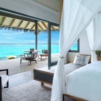 Overwater Villa no Vakkaru Maldives