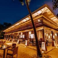 Ozen reserve bolifushi restaurante sangu