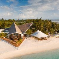Ozen reserve bolifushi vista del mar