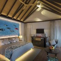 Ozen maadlhoo wind villa with pool cama