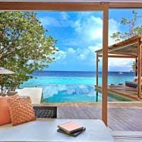 Park hyatt maldives hadahaa deluxe park pool villa interior