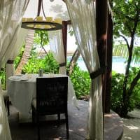 Park hyatt maldives hadahaa nature dining