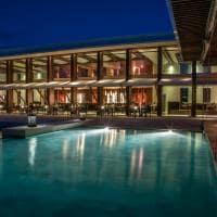 Park hyatt maldives hadahaa restaurante