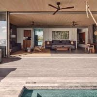 Patina maldives deck sala one bedroom water pool villa