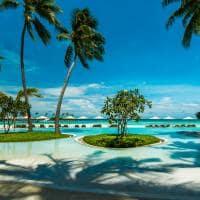 Piscina Maalifushi by COMO, Ilhas Maldivas