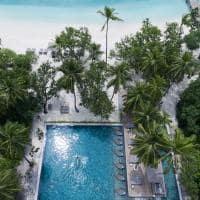 Piscina no Vakkaru Maldives