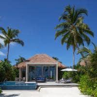 Radisson blu resort maldives exterior beach villa with pool