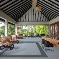 Radisson blu resort maldives recepcao
