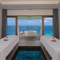 Radisson blu resort maldives sala de tratramento spa