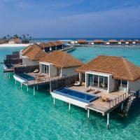 Radisson blu resort maldives water villa externa