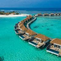 Radisson blu resort maldives water villa with pool