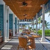 Raffles maldives meradhoo restaurante thari