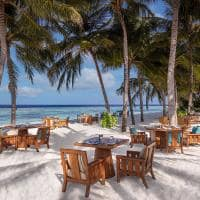 Raffles maldives meradhoo servico para thari