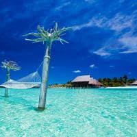 Rede no Anantara Dhigu Maldives Resort
