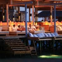 Restaurante Chill do Six Senses Laamu, Maldivas