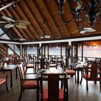 Restaurante Terrazzo no Anantara Dhigu