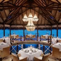 Restaurante The Deep End