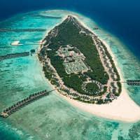 Siyam world maldives vista aerea