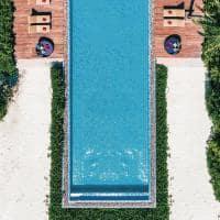 Siyam world pool bar