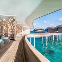 St regis maldives vommuli iridium spa sala